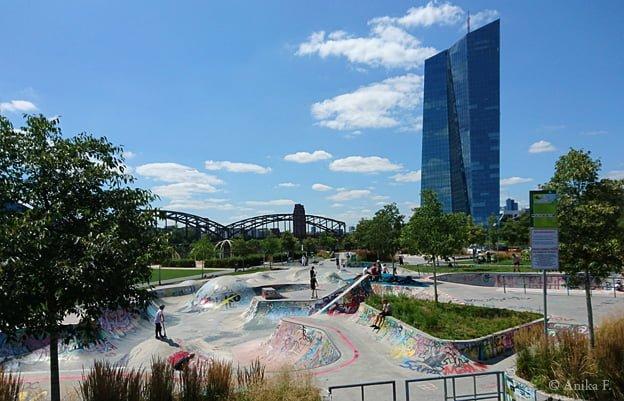 Frankfurt Skaterpark