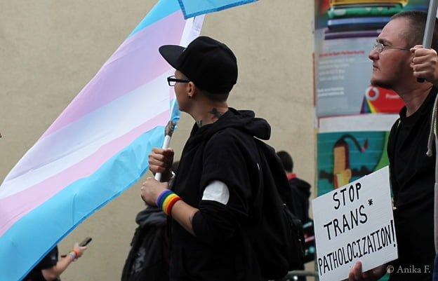 Stop Trans* Pathologization