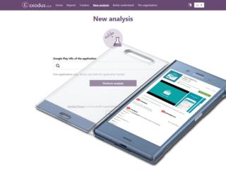 Exodus - App-Tracking